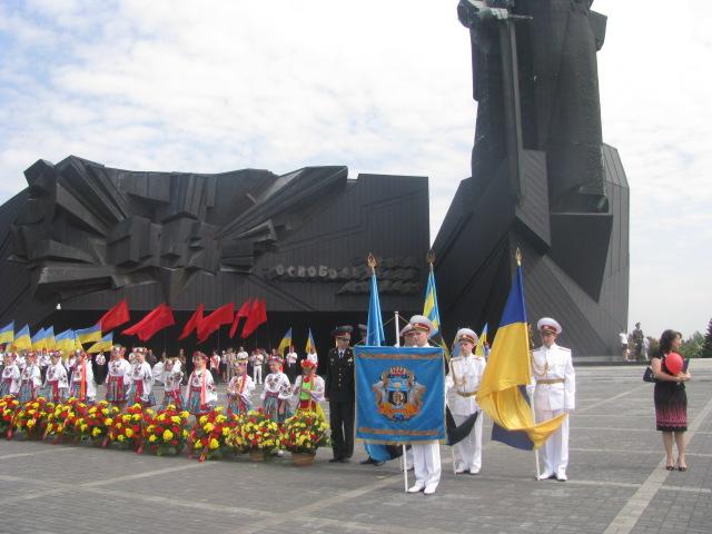 Парк в центре Донецка станет огромным кладбищем для боевиков - Цензор.НЕТ 3957
